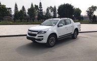 Bán Chevrolet Colorado High Country 2019, màu trắng, xe nhập  giá 739 triệu tại Hà Nội