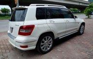 Bán Mercedes-Benz GLK màu trắng, sản xuất 2009, đăng ký 2011, xe chạy 11 vạn, xe cực đẹp giá 635 triệu tại Hà Nội