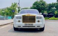 Bán xe Rolls-Royce Phantom Series VII 2008, màu trắng, nhập khẩu chính hãng giá 13 tỷ 500 tr tại Hà Nội