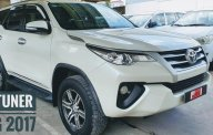 Toyota Fortuner 2.4G 4x2MT năm sản xuất 2017, màu trắng, nhập khẩu giá 1 tỷ 30 tr tại Tp.HCM