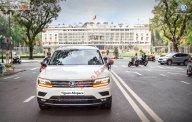 Bán Volkswagen Tiguan Allspace sản xuất 2019, màu trắng, xe nhập giá 1 tỷ 749 tr tại Tp.HCM