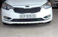 Cần bán Kia K3 2.0AT sản xuất 2014, màu trắng, giá 490tr giá 490 triệu tại Tp.HCM