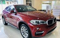 Bán BMW X6 35i Coupe, màu đỏ, xe nhập khẩu Đức, hầm hố, thể thao giá 3 tỷ 969 tr tại Tp.HCM