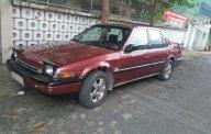 Chính chủ bán Honda Accord năm sản xuất 1987, màu đỏ, nhập khẩu giá 57 triệu tại Tp.HCM