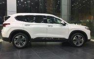 Bán Hyundai Santa Fe năm sản xuất 2019, màu trắng giá 1 tỷ 195 tr tại Tp.HCM