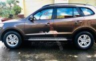 Cần bán lại xe Hyundai Santa Fe đời 2011, số tự động giá 597 triệu tại Gia Lai
