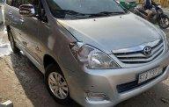 Bán Toyota Innova J sản xuất năm 2008, màu bạc, xe gia đình giá 265 triệu tại Đồng Nai