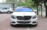 Bán ô tô Mercedes S400 sản xuất năm 2017, màu trắng nội thất kem, chạy hơn 2 vạn giá 3 tỷ 50 tr tại Hà Nội