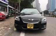 Cần bán xe Toyota Camry 2.4G sản xuất 2007, ĐKLĐ 2008, màu đen giá cạnh tranh giá 450 triệu tại Hà Nội