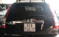 Cần bán Honda CR V 2007, màu đen, nhập khẩu   giá 420 triệu tại Tp.HCM