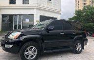 Bán Lexus GX 470 năm sản xuất 2008, màu đen, nhập khẩu giá 1 tỷ 260 tr tại Hà Nội