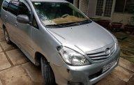 Cần bán gấp Toyota Innova J 2008, màu bạc giá 250 triệu tại Tp.HCM