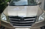 Chính chủ bán Innova 2013 E, màu vàng cát, LH 0981662851 giá 397 triệu tại Hà Nội