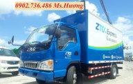 JAC 2 tấn 4 thùng 4m3 máy isuzu 2019 giá cạnh tranh giá 380 triệu tại Tp.HCM