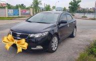 Cần bán lại xe Kia Forte năm sản xuất 2012, màu đen số tự động, giá 390tr giá 390 triệu tại Bắc Giang