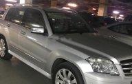 Bán Mercedes GLK 4MATIC đời 2009, màu bạc số tự động, giá 580tr giá 580 triệu tại Tp.HCM