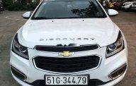 Bán Chevrolet Cruze LTZ năm sản xuất 2017, màu trắng   giá 515 triệu tại Tp.HCM