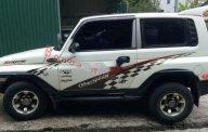 Cần bán lại xe Ssangyong Korando sản xuất năm 2004, màu trắng số sàn, 165tr giá 165 triệu tại Hà Nội