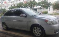 Cần bán xe cũ Hyundai Verna 1.4 AT 2008, màu bạc, nhập khẩu nguyên chiếc giá 220 triệu tại Hà Nội