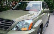 Cần bán xe Lexus GX 470 đời 2008, màu xanh lam, xe nhập còn mới giá 1 tỷ 250 tr tại Hà Nội