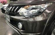 Bán ô tô Mitsubishi Triton năm sản xuất 2019, màu xám, nhập khẩu nguyên chiếc, giá 586tr giá 586 triệu tại Hà Nội