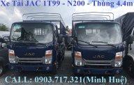 Xe tải Jac 1T99 (Euro 4 2019), xe Jac 1T99 đầu vuông máy Isuzu mới 2019 giá 436 triệu tại Bình Dương