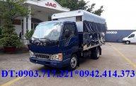 Xe tải Jac 3T5 phục vụ cho các trường dạy lái xe. Giá bán xe tải Jac 3t5 phục vụ trường lái giá 360 triệu tại Bình Dương
