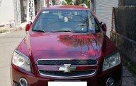 Gia đình cần xe Captiva 2008, số sàn, màu đỏ cực hiếm giá 283 triệu tại Tp.HCM
