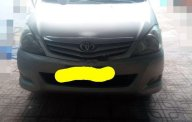 Cần bán Toyota Innova 2012, màu bạc, xe gia đình  giá 450 triệu tại Bình Dương