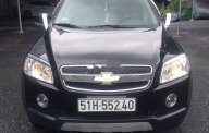 Chính chủ bán Chevrolet Captiva đời 2009, màu đen   giá 313 triệu tại Tp.HCM