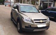 Cần bán Chevrolet Captiva năm sản xuất 2008, màu vàng, xe gia đình  giá 300 triệu tại Tp.HCM
