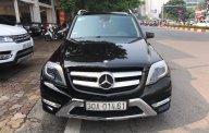 Bán xe GLK250 AMG sản xuất 2013, màu đen giá 1 tỷ 20 tr tại Hà Nội