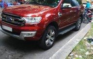 Cần bán lại xe Ford Everest đời 2017, màu đỏ, nhập khẩu nguyên chiếc giá 1 tỷ 50 tr tại Tp.HCM