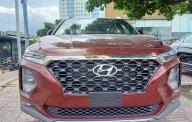 Hyundai Santafe máy dầu, màu đỏ giao ngay + Tặng thêm 10tr phụ kiện và giá còn thương lượng giá 1 tỷ 200 tr tại Tp.HCM