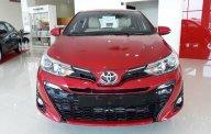 Bán ô tô Toyota Yaris 1.5 đời 2019, màu đỏ, xe nhập giá 520 triệu tại Bắc Ninh