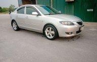 Cần bán Mazda 3 sản xuất 2006, màu bạc, chính chủ  giá 262 triệu tại Hà Nội