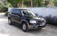 Cần bán lại xe Ford Escape đời 2004, màu đen, nhập khẩu nguyên chiếc  giá 138 triệu tại Hà Tĩnh