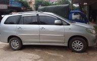 Bán xe Toyota Innova đời 2013, màu bạc, nhập khẩu  giá 450 triệu tại Hà Nội