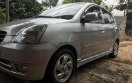 Cần bán Kia Picanto đời 2007, màu bạc, nhập khẩu Hàn Quốc, xe gia đình giá 200 triệu tại BR-Vũng Tàu