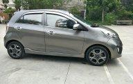 Cần bán Kia Morning SLX sản xuất năm 2011, màu xám (ghi), nhập khẩu nguyên chiếc giá 208 triệu tại Phú Thọ