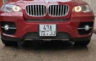 Bán BMW X6 đời 2008, màu đỏ, xe nhập giá 750 triệu tại Tp.HCM