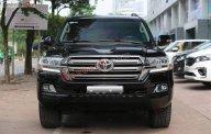 Bán Toyota Land Cruiser VX 4.6 V8 2016, màu đen, nhập khẩu nguyên chiếc giá 3 tỷ 640 tr tại Hà Nội