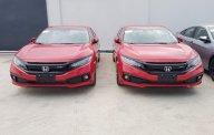 Bán Honda Civic 1.8E 2019, màu đỏ, nhập khẩu   giá 729 triệu tại BR-Vũng Tàu