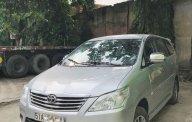 Bán xe Toyota Innova sản xuất 2012, màu bạc giá 376 triệu tại Tp.HCM