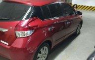 Cần bán lại xe Toyota Yaris đời 2015, màu đỏ, nhập khẩu giá 515 triệu tại Hà Nội