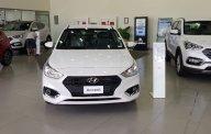 Bán xe Hyundai Accent đăng ký 2019, màu trắng, nhập khẩu. Giá chỉ 428 triệu đồng giá 428 triệu tại Tp.HCM