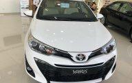 Toyota Yaris 1.5G đời 2019, màu trắng, đỏ, cam, bạc - khuyến mãi tốt giá 625 triệu tại Tp.HCM