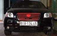 Bán Daewoo Gentra đời 2009, màu đen, xe nhập, chính chủ giá 160 triệu tại Bình Dương
