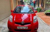 Bán Toyota Yaris đời 2012, màu đỏ, nhập khẩu giá 420 triệu tại Hà Nội