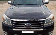 Bán ô tô Ford Everest 2.5L 4x2 MT đời 2011, màu đen   giá 457 triệu tại BR-Vũng Tàu